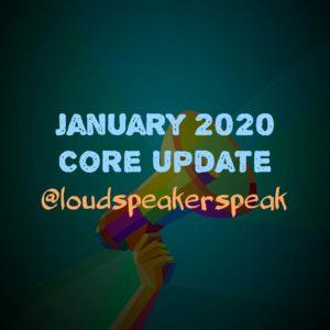 Google January 2020 Core Update