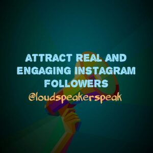 Get real and engaging Instagram followers for free
