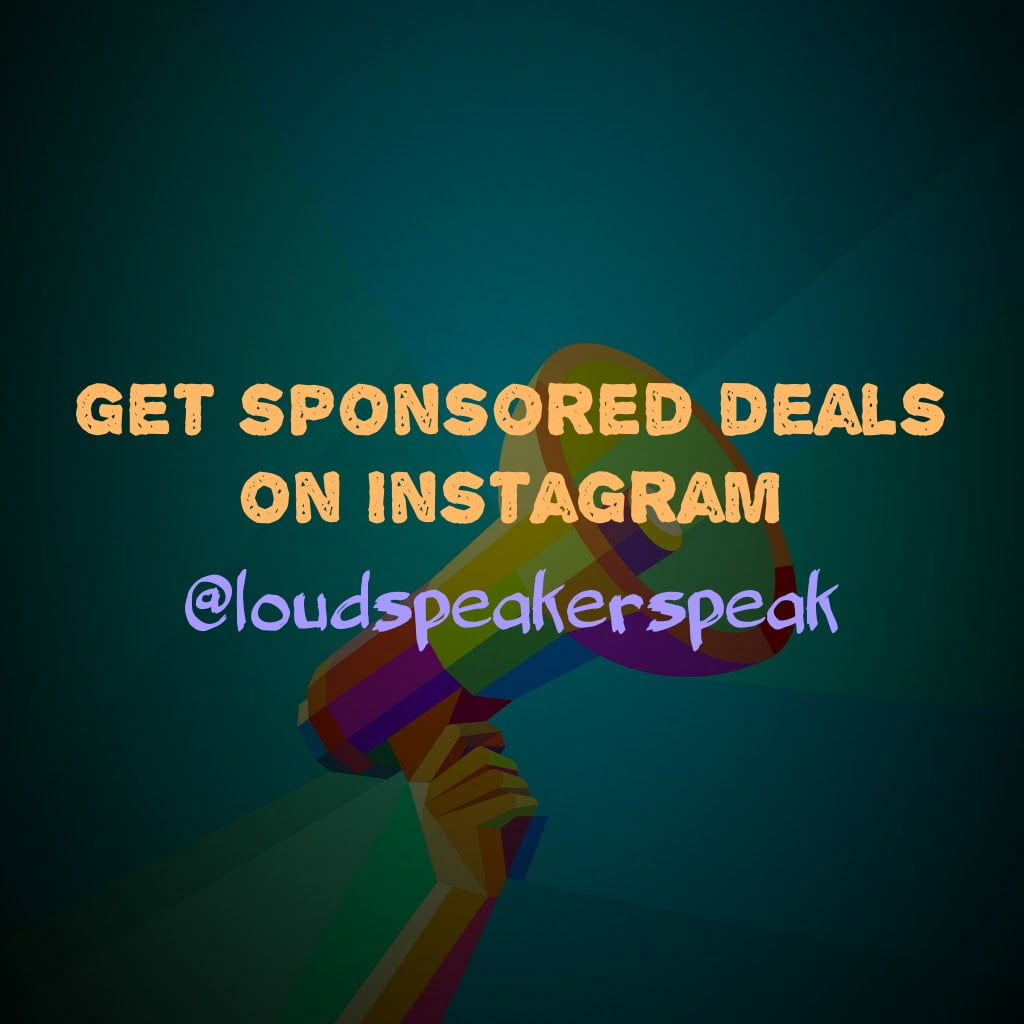 How to get sponsored deals for paid promotion on Instagram